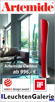 LeuchtenGalerie Artemide Cadmo