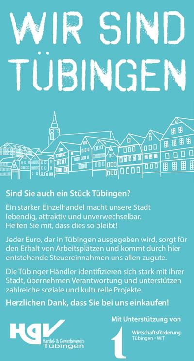 Wir sind Tübingen