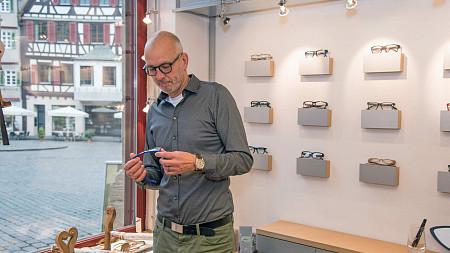 EYEGENART Augenoptik am Marktplatz | Kontaktlinsen Tübingen