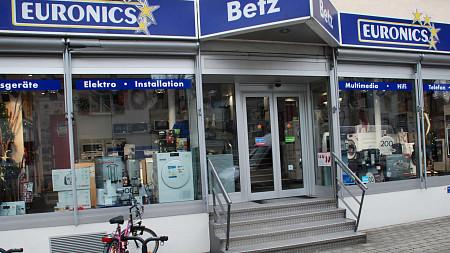 Elektro Betz GmbH | Handstaubsauger Tübingen