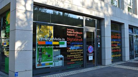 WiesingerMedia GmbH | Dissertationen Tübingen