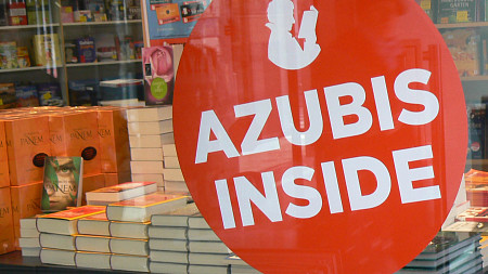 Osiandersche Buchhandlung am Holzmarkt | Postkarten Tübingen