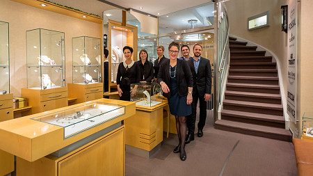 Juwelier Seeger | Schmuck Tübingen