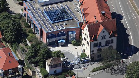 VR Bank Tübingen eG - Hauptstelle | Wertpapierdepot Tübingen