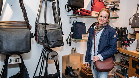 Leder Boutique bags & shoes | schuchard & friese Tübingen