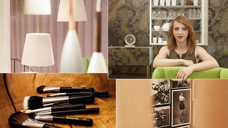 wohnzimmer am park | Make-up Tübingen