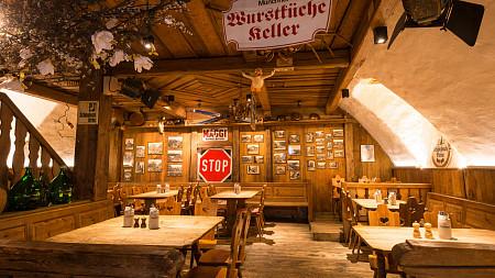Tübinger Wurstküche | Zwiebelrostbraten Tübingen