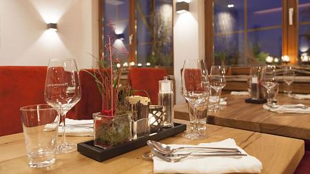 Restaurant Mauganeschtle | Lachsmaultaschen Tübingen