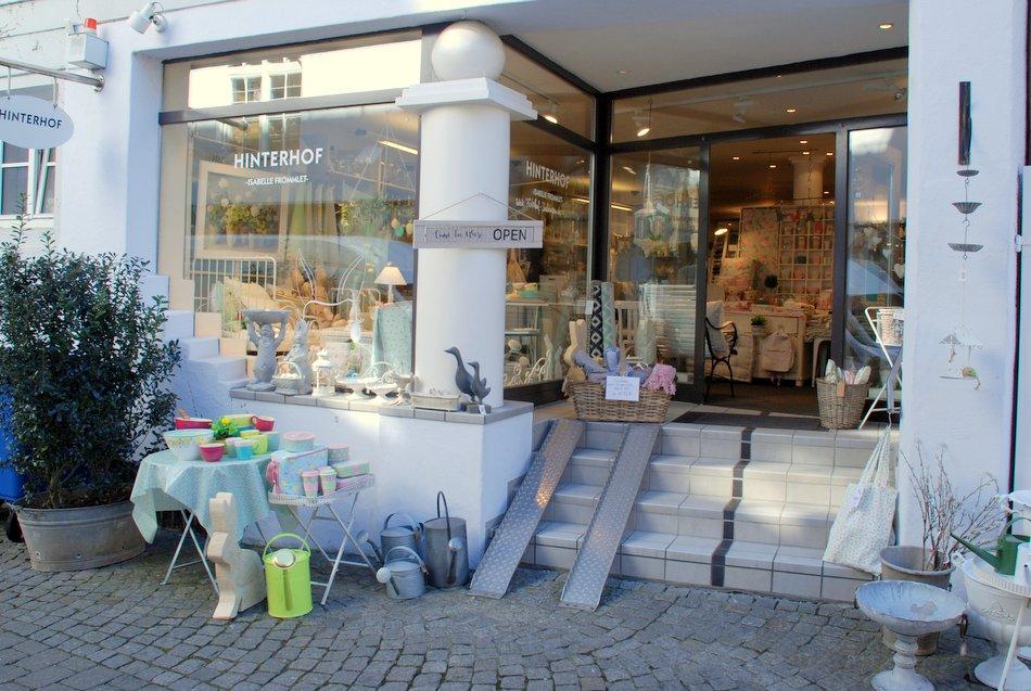 Hinterhof Tubingen Tuemarkt De