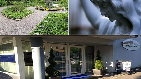 Bestattungen Gommel e.K. | Bergfriedhof Tübingen