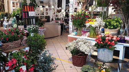 Blumen Braun | Keramik Tübingen