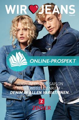 Mode Zinser - Wir lieben Jeans