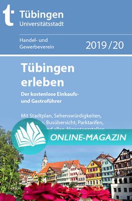 Tübingen erleben