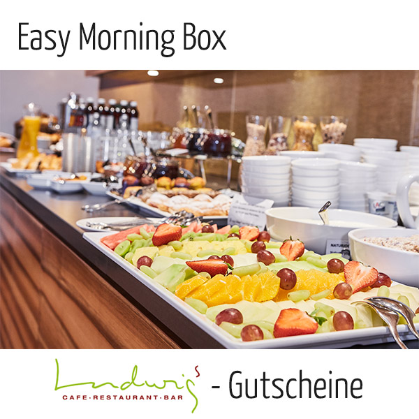 Easy Morning Box - Gutschein