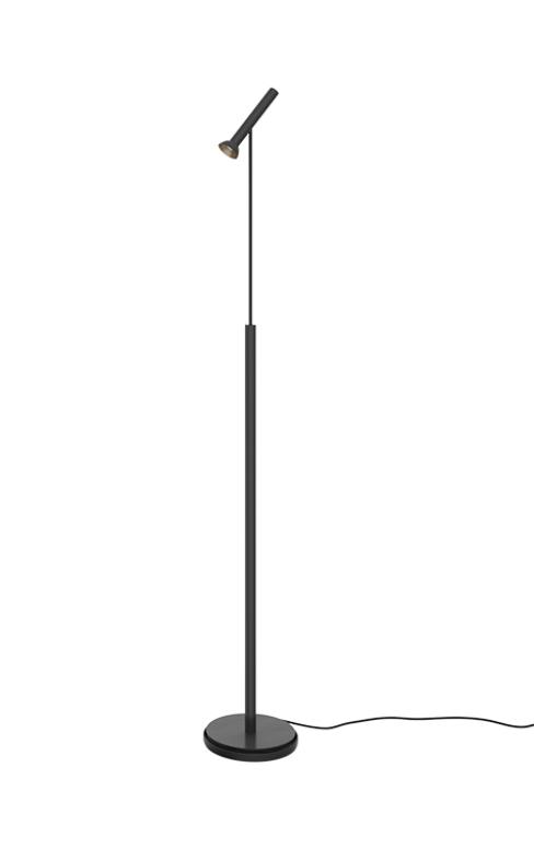 Stehleuchte Topoled schwarz