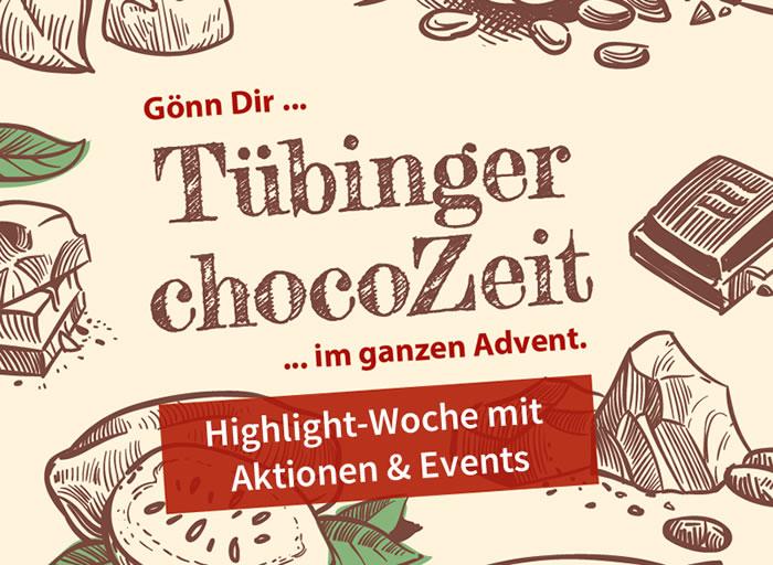 Chocozeit Tübingen 2021