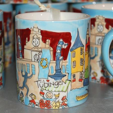 Tübingen Tasse