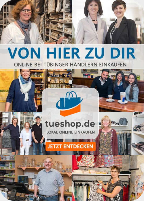 Online-Shop Tübingen