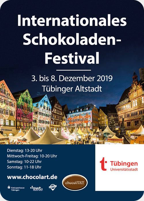 chocolart - Schokoladenfestival Tübingen