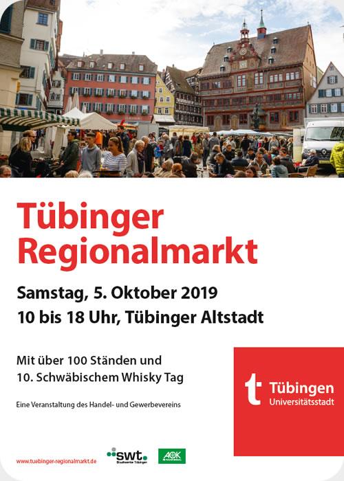 TÜBINGER Regionalmarkt Tübingen