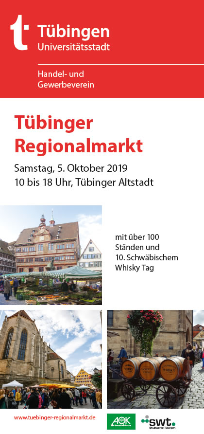 Tübinger Regionalmarkt